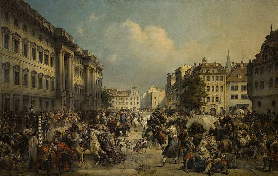 Взятие Берлина, 1760 г.