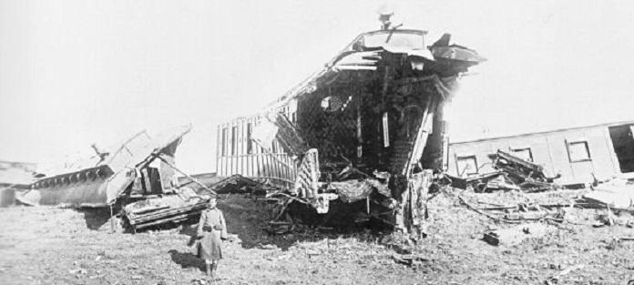 Крушение царского поезда, 1888 год