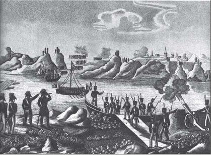 Браилов, 1828 год