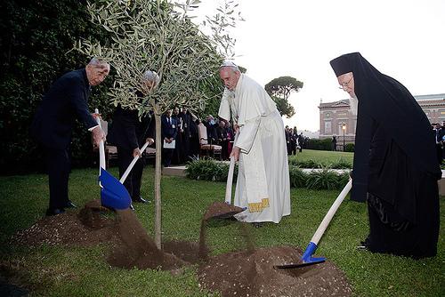 Иезуитский ход Римского понтифика
