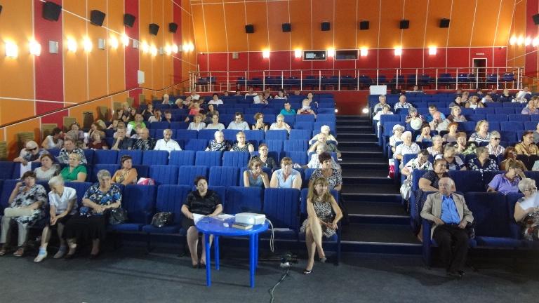 В Туле состоялся сход граждан по теме :Традиционные семейные ценности – защита будущего наших детей:
