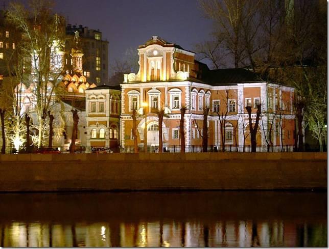 Храм свт. Николы на Берсеневке и Палады Аверкия Кириллова