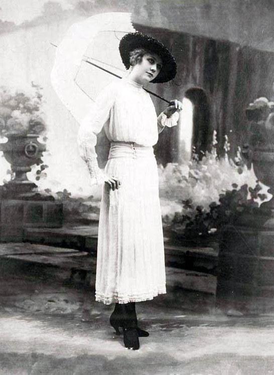 Мода, 1914 год