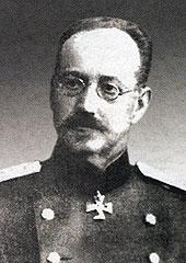 Генерал А.З.Мышлаевский
