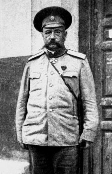 Генерал Н.Н.Юденич
