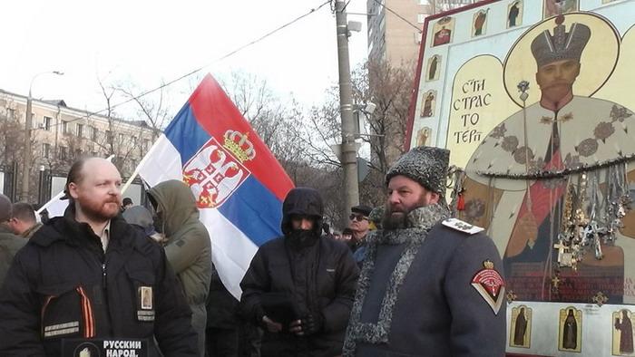 Крестный ход по москве 4 ноября 2014