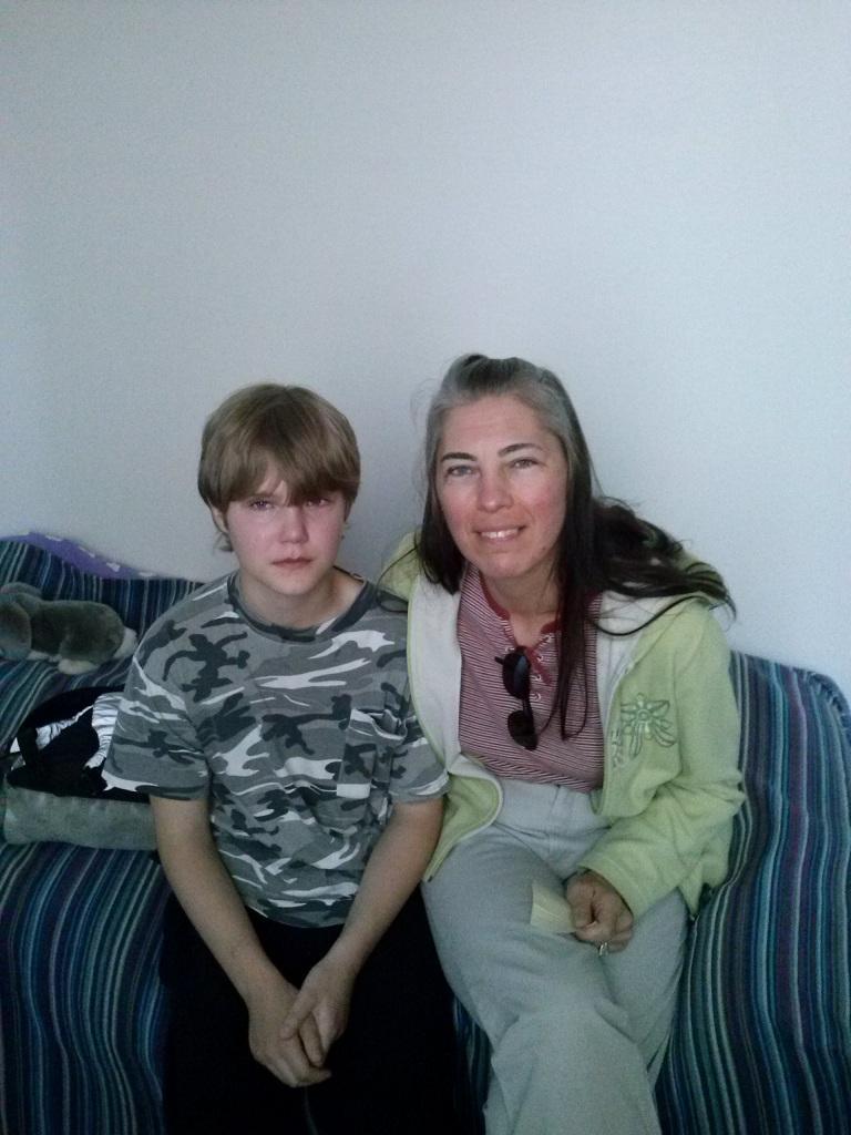 Русский сын и мать 6 фотография