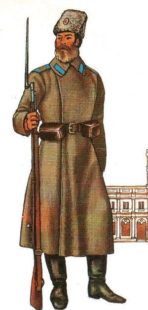 Русский солдат, 1914, Как русский солдат немцам свою винтовку за целый окоп продал