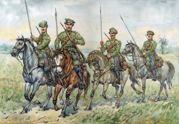 Донские казаки, Первая мировая война
