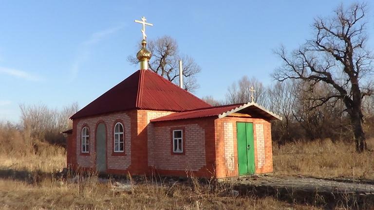 Покровская часовня в пос. Городище