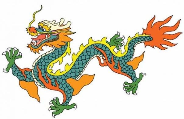 китай-дракон