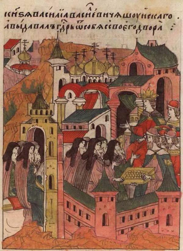 ЛИЦЕВОЙ ЛЕТОПИСНЫЙ СВОД ИОАННА ГРОЗНОГО 16 ВЕК СКАЧАТЬ БЕСПЛАТНО
