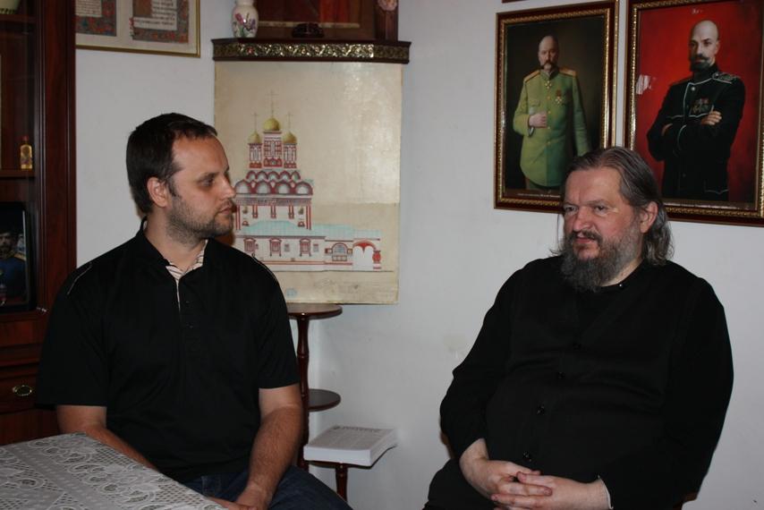 Сахаров и Губарев