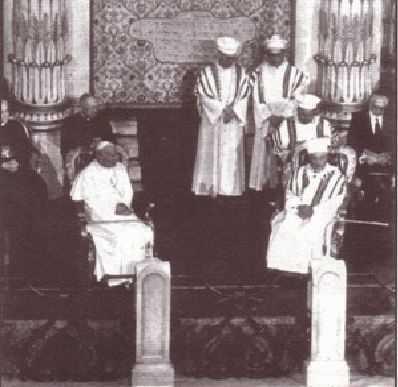 На пути к антихристу: механизмы иудаизации христианства. Часть 1 На пути к антихристу: механизмы иудаизации христианства. Часть 1 40631