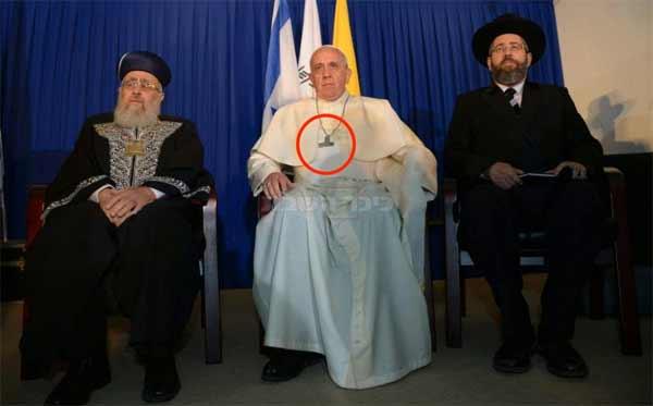 На пути к антихристу: механизмы иудаизации христианства. Часть 2 На пути к антихристу: механизмы иудаизации христианства. Часть 2 40694
