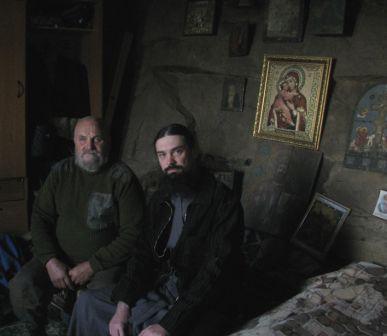 Николай Иванович Тарасенко и протоиерей Олег Трофимов