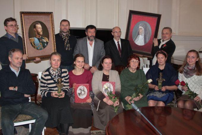 В Москве состоялась презентация книги «Сергей и Елизавета»