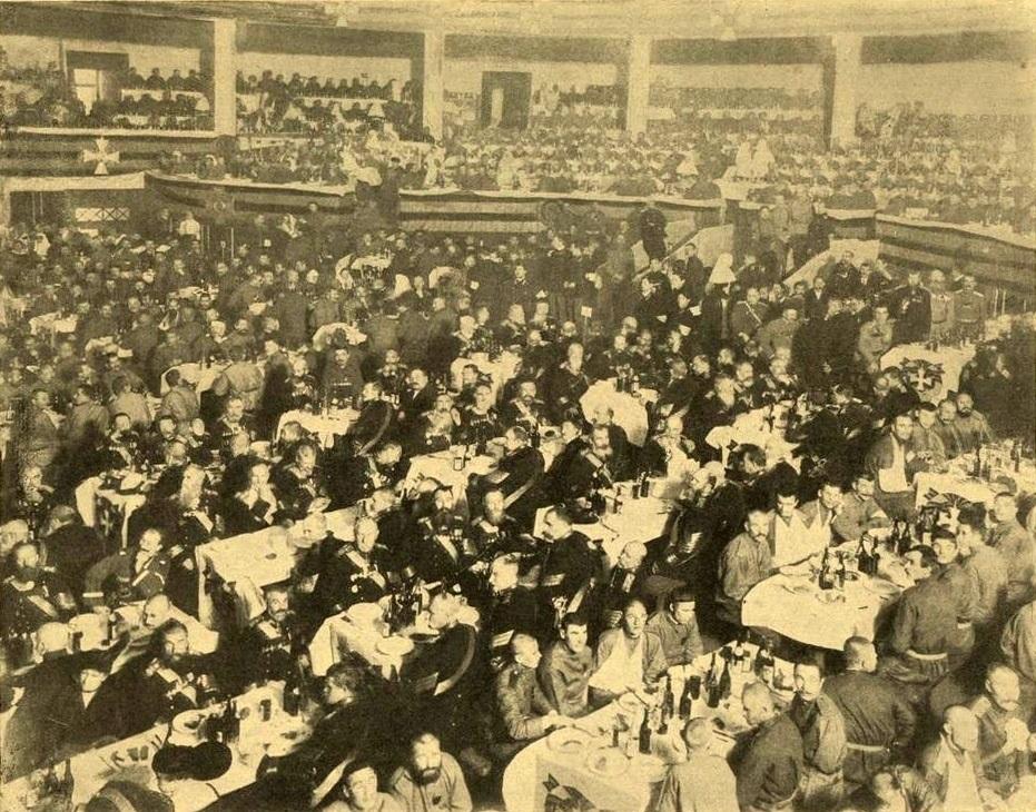 День Георгиевских кавалеров, 1915 год