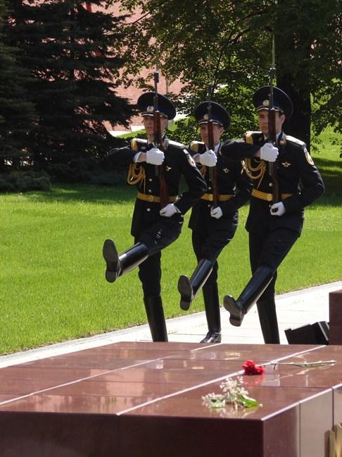 Михаил Переславцев об экскурсии казачат из Киргизии по святым местам Москвы