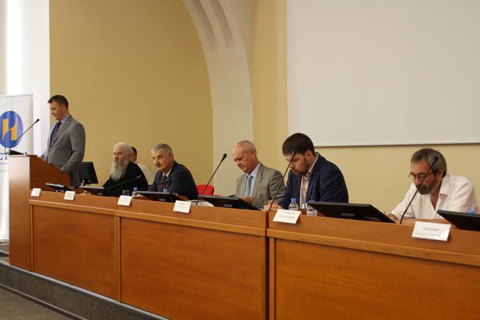 Выступление Владимира Мищенко
