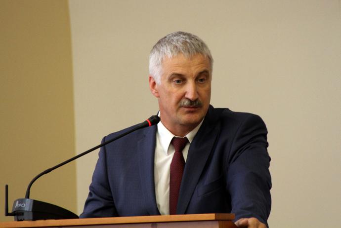 Выступление Дениса Добрякова