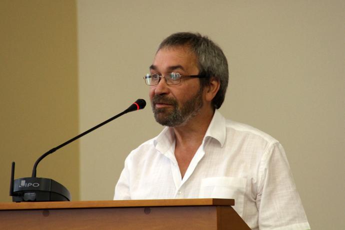 Выступление Сергея Котькало
