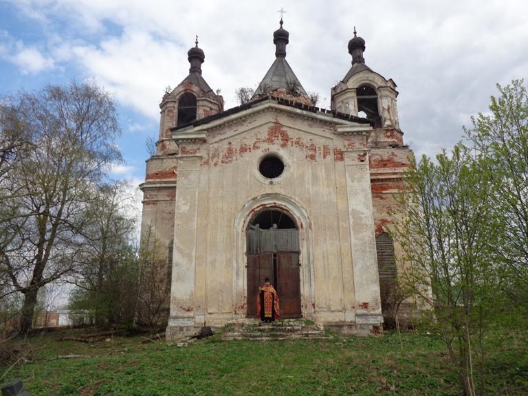 церковь с. Михайлова гора