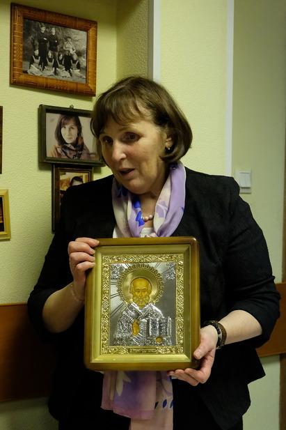 Наталья Ивановна Пономарева