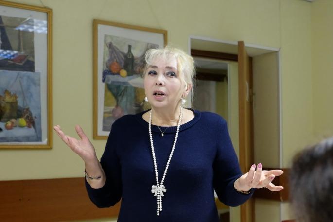 Валентина Валентиновна Ефимовская