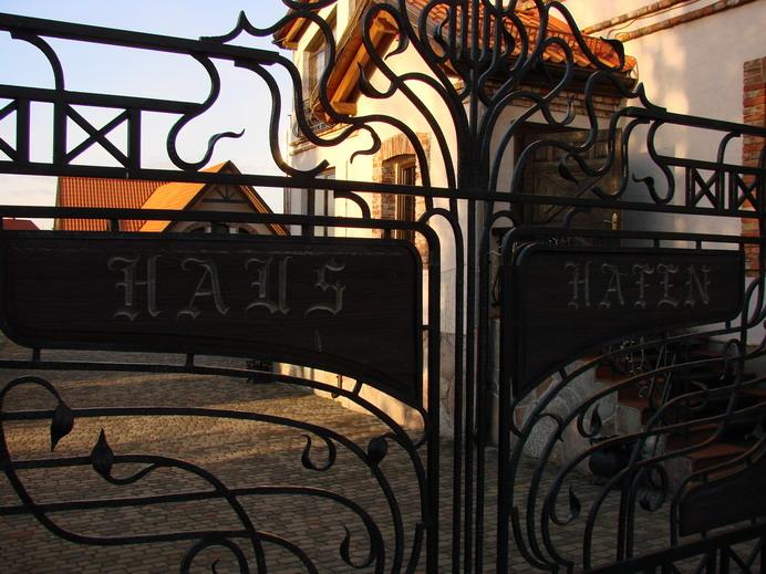 Калининградский ресторан Haus am Hafen.