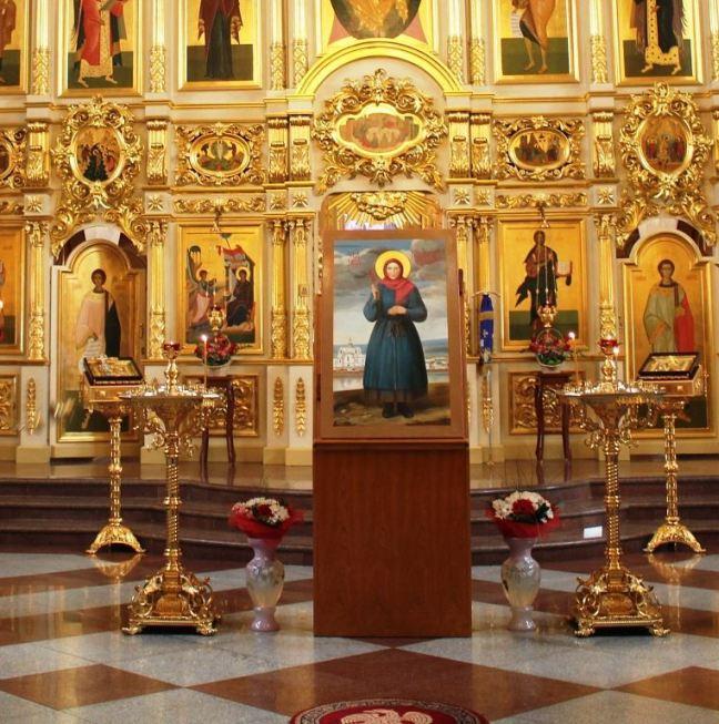 Епископ Ефрем рассказал о значении принесения иконы святой мученицы Параскевы в интервью «Русской народной линии»