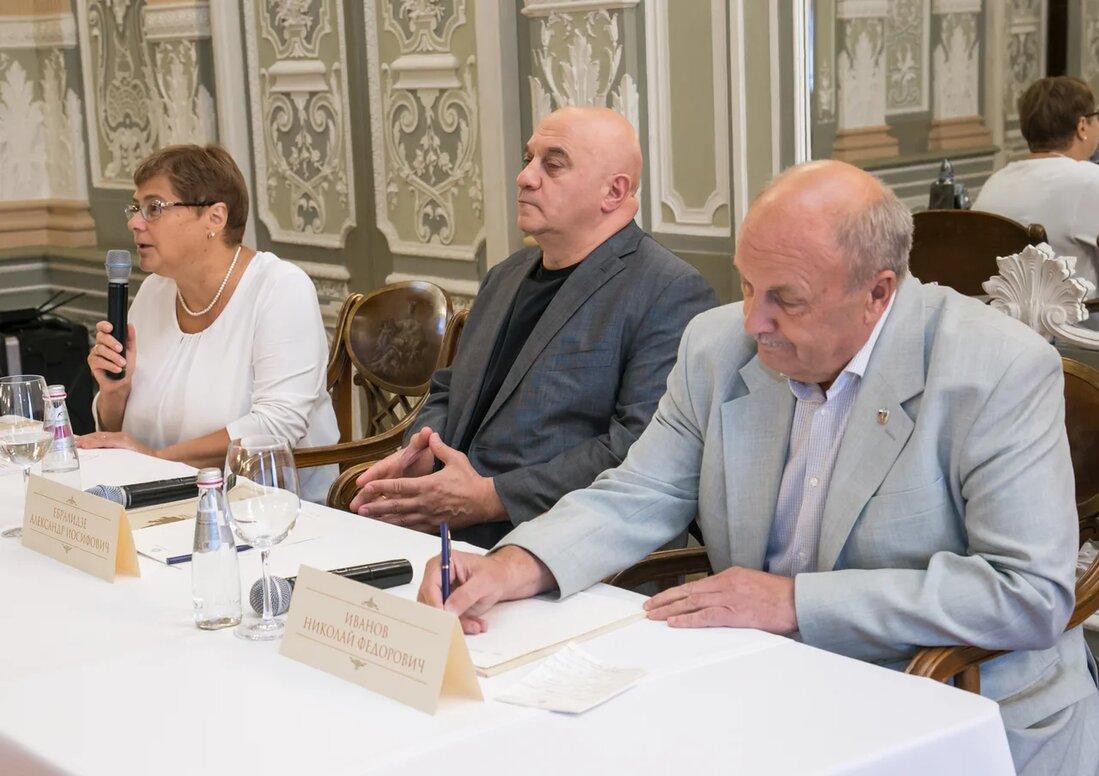 Премия «Александр Невский» - оборонный фактор Отечества