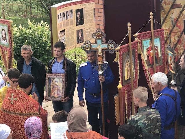 Святой Царь Николай и с Небес не оставляет своих верноподданных милостями и заступлением