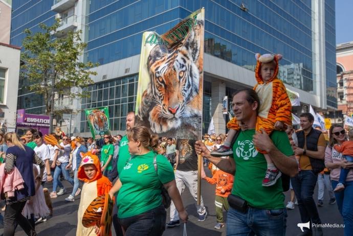 Экологический фашизм и День тигра