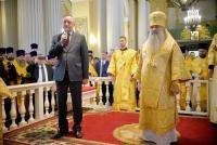 «Вы будете вести нас по духовному пути, заботясь обо всех жителях Санкт-Петербурга»