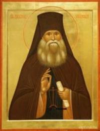 Сегодня мы чтим память преподобного Илариона Оптинского